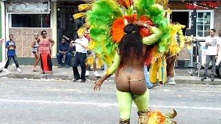 Trinidad Carnival Tuesday 2016 - Clip 5 (Legacy Mas Band)
