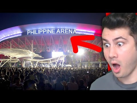 Does Philippines Have Biggest Arena In The World The Philippine Arena