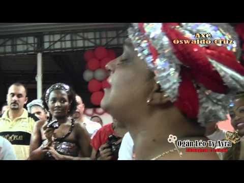 Festa de Maria Mulambo de Pai Josimar de Oxossi Axé Oswaldo Cruz
