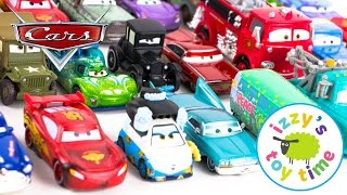 Cars for Kids | Disney Pixar Cars Story Sets Collection | Toy Cars for Kids