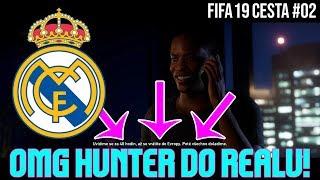 OMG HUNTERŮV PŘESTUP A ZÁPAS PROTI WILLIAMSOVI! CESTA #02 | FIFA 19 CZ