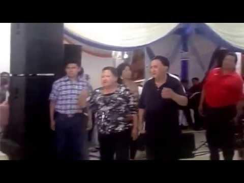 FLOR PILEÑA con la familia POMA ESPINOZA 2015 3
