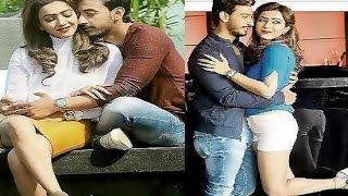Bonny & Koushani Love Affair Relationship   Bonny Sengupta & Koushani Mukherjee Real Life Partners