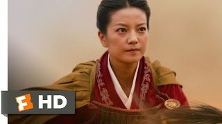 Red Cliff (8/10) Movie CLIP - The Maiden Decoy (2008) HD