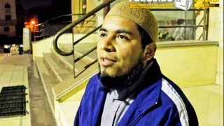 I saw the Prophet Muhammad (ﷺ) in My Dream - Mexican Brother Umar