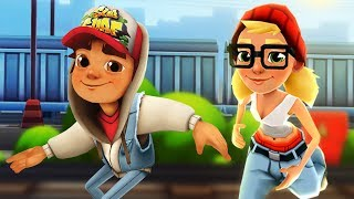 SUBWAY SURFERS GAMEPLAY HD - WASHINGTON D.C. ✔ JAKE AND TRICKY + 100 MYSTERY BOXES OPENING