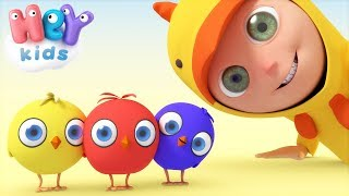 Piosenki Dla Dzieci - Małe Kurczaki - zestaw 35 minut