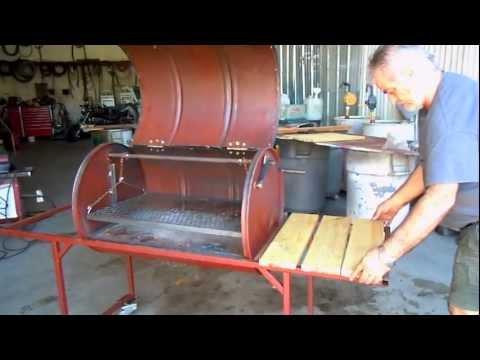 C mo hacer una parrilla horno vidoemo emotional - Como construir una parrilla ...