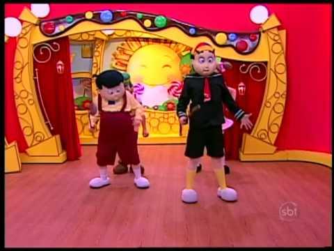 Show do Chaves Animado no Programa Infantil de Patati e Patatá