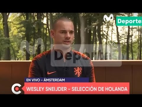 Xxx Mp4 Wesley Sneijder Jugar En La Selección Ha Sido Lo Más Importante Para Mí 3gp Sex