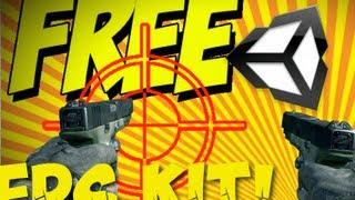 UNITY 3D FREE FPS KIT