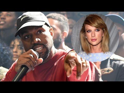 Taylor Swift y Kanye West PELEA Reacciones de Celebridades