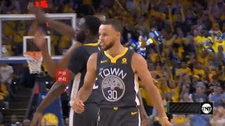 Stephen Curry Tells The World ''Nothing's Gonna Change ''In His Comeback game!
