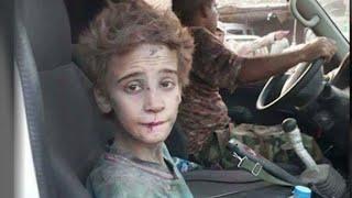 Yazidi boy rescued from ISIS by Iraqi army