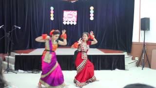 BSAUA Boishakhi Dance #1