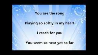 David Archuleta - You Are My Song (Lyrics)