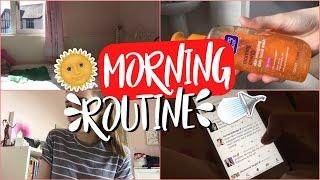 Spring Morning Routine!