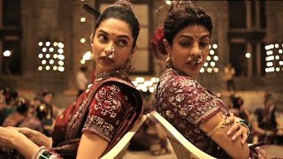 Deepika - Priyanka SHOCKING Fight DuringPinga Song Shooting In Bajirao Mastani