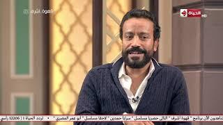 قهوة أشرف - حصريا ولأول مرة .. سامح حسين يكشف عن تفاصيل برنامجه الجديد