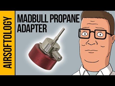 Xxx Mp4 Madbull XG02 Propane Adapter Airsoftology Review 3gp Sex