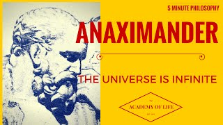 Great Philosophers - Anaximander: 5 Minute Philosophy No.2: Anaximander,