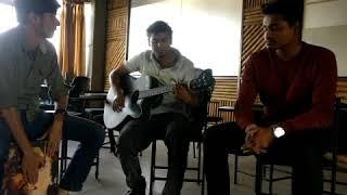 onnetion- harkala song cover||bangla song||acoustic cover||2018