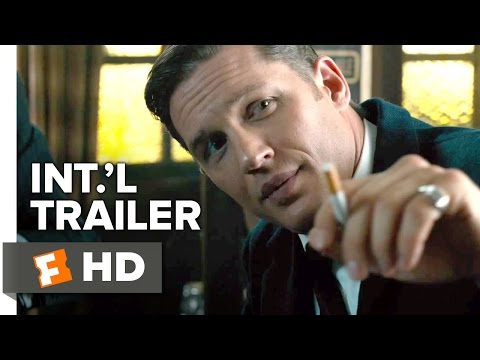 Xxx Mp4 Legend Official International Trailer 1 2015 Tom Hardy Emily Browning Movie HD 3gp Sex