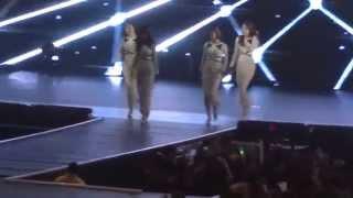 Girl's Day 'Something'@ KBS LA Korea Festival 2014 Pt 3