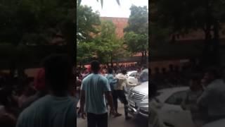 Fight at Panjab University