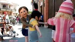 V#58 HSKY 2014 Agnes Wants Everything, Meet Despicable Me Girls Edith Margo, Minion Hollywood HD