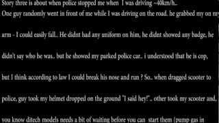 Why denmark police sucks