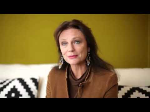 Jacqueline Bisset Interview in French 2012