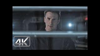 Steve Rogers Carta a Tony Stark - FINAL Capitán América Civil War LATINO (4K-HD)