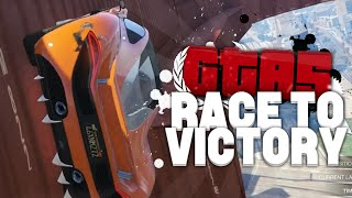 YARASKY IS WÉL AARDIG! (GTA V RACE TO VICTORY #15)