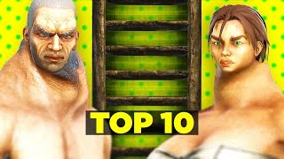 OUR TOP 10 BUILDING TIPS - Ark: Survival Evolved