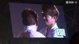 170513 EXO Balloon popping game at Japan Fanmeet