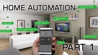 Android Home Automation - Vera Lite - Z Wave | Part 1