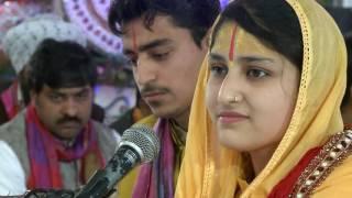 Madhvi Sharma ji || Humare Hai Shri Gurudev Hume Kis baat ki Chinta || Shyam  Kirtan | Bhajan Simran