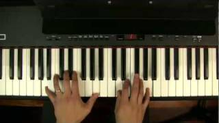 Piano Improvisation - What to Play When You Don't Know What to Play