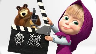 Маша и Медведь - Здравствуй, зимушка - зима! Сборник зимних серий
