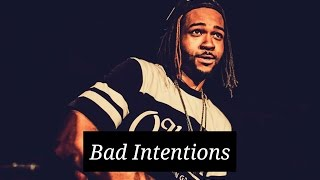 PartyNextDoor x Bryson Tiller Type Beat - Bad Intentions *New 2016* (Prod. Fxrbes Beats)