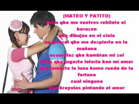 Cuando Me Enamoro Danna Paola & Eleazar Gomez Lyrics