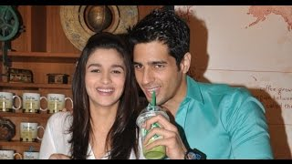 Alia Bhatt officially announced Sidharth Malhotra as her boyfriend?