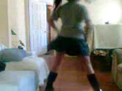 faña bailando
