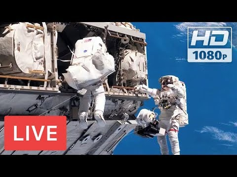 Xxx Mp4 WATCH LIVE Spacewalk Outside The International Space Station EVA 05 30am EST 3gp Sex