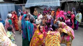 হাজার বছর ধরে উপন্যাস এর মন্তু টুনির মতো গ্রামীন বিয়েবাড়ি।।। গীত ও নাচ ||Must watch,funny bd 2016