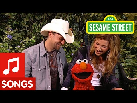 Sesame Street Sugarland And Elmo