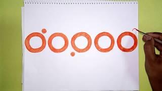 How to draw the Dopod logo
