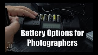 Battery Options for Photographers- Gear I Use #14- Powerex Pro Rechargeable Batteries