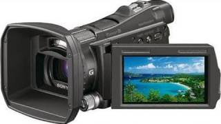 Sony HDR-CX700V Camcorder Video Camera